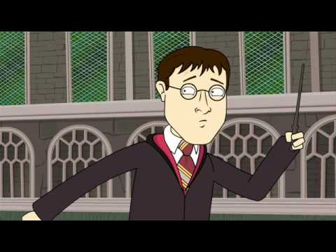 Harry Potter and the Douchebag Magicians Music Videos