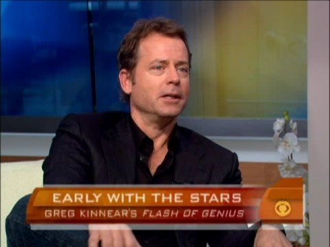 Greg Kinnear, Acting 'Genius'