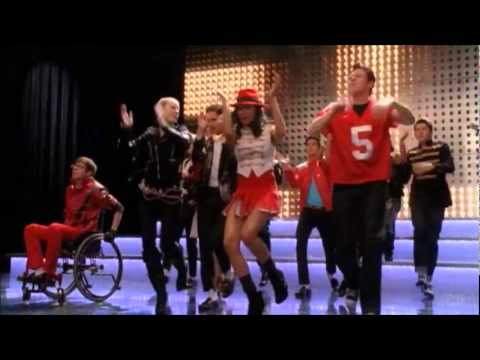 Glee Cast  I want you back  Official videoclip  3x11 Michael