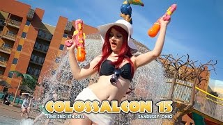 Colossalcon 2016 Cosplay Music [Next Day Edit] - CMV