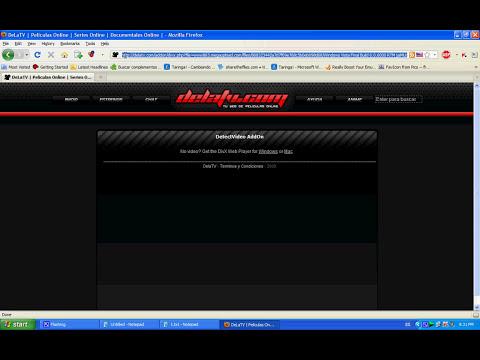 hack Megaupload, Megavideo,Megaporn, Rapidshare... funciona