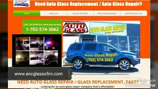 All kinds of Auto Glass Replacement Service