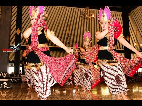 Tari Golek Ayun Ayun - Javanese Classical Dance - Suryokencono Ndalem Suryowijayan [hd] video