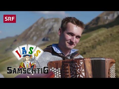 Ländler-Quartett Echo vom Paradiesli: Börse-Ländler   Samschtig Jass   SRF Musik