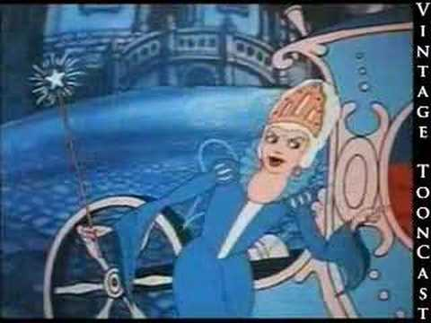Betty Boop - Poor Cinderella Video