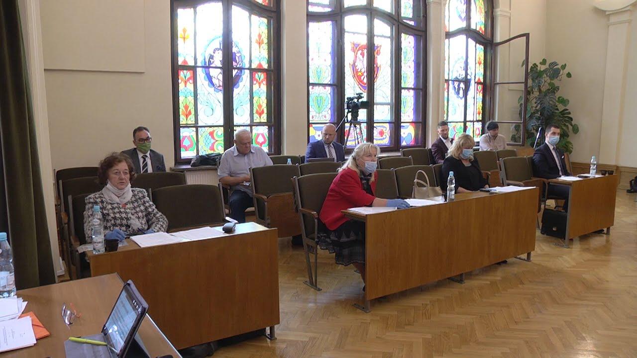 XXVII sesja Rady Miejskiej, część II
