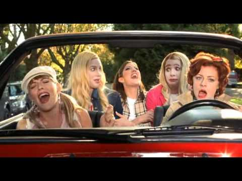 White Chicks - singing in the car