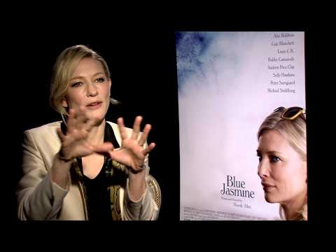 Blue Jasmine (2013) Exclusive: Cate Blanchett (HD) Cate Blanchett, Joy Carlin