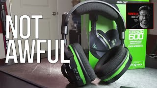 Painfully Honest Review: Turtle Beach Stealth 600 Wireless Gaming Headset
