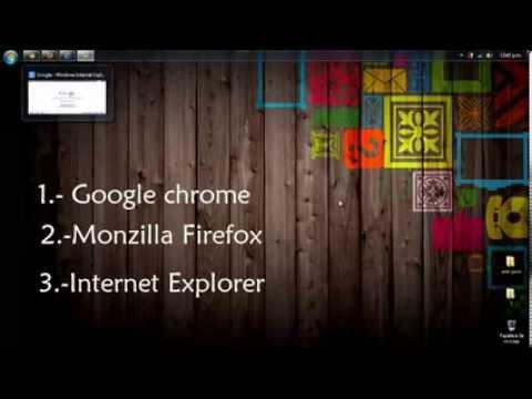 Bloquear paginas pornograficas en Google chrome, Firefox y Explorer 2014.