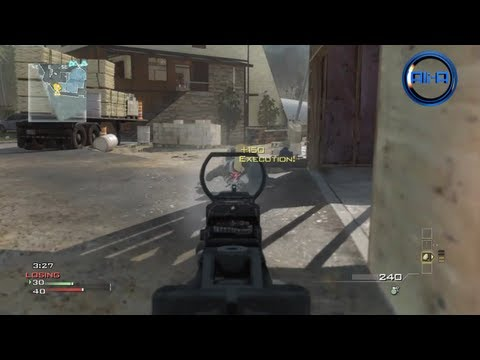 MW3 BLACK BOX live commentary! - New Modern Warfare 3 Map gameplay! (Map Pack DLC)