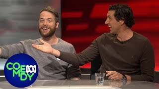 Hamish and Andy's True triple j Story - Tonightly With Tom Ballard