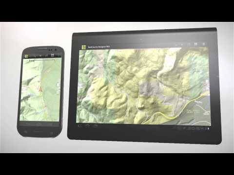 BackCountry Navigator TOPO GPS APK Cover