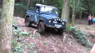Baskerville Challenge RTV 2015, Land Rover Defender Off Road
