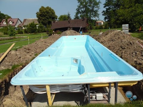 Pool Selber Bauen :-) How To Build A Pool / Part One Teil 1