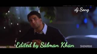 Hayo rabba dil jalta hai dj song Editing by Salman Khan