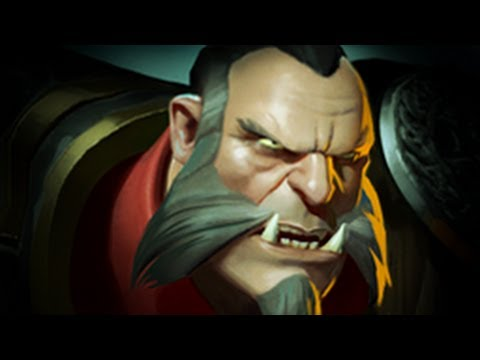 Dota 2 Banehallow the Lycanthrope