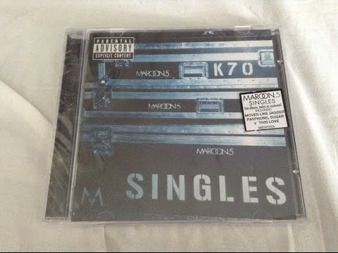 Maroon 5 - Singles (Unboxing)