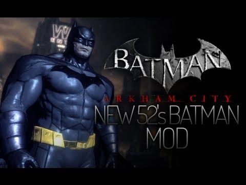 Batman Arkham City Suits Batman Arkham City Mods New