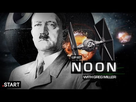 Making Hitler Relevant Again -- Up At Noon