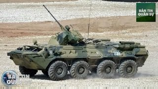 Tin Quân Sự Nga  Mới Nhất –  NATO Hoảng Sợ Vũ Khí Bí Mật Của Nga Ở Syria