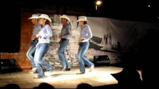 CONCOURS NASHVILLE 2011 - The Southern Gang - CROSS MY MIND