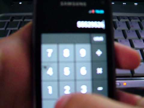 Android ICS 4.0.4 on Samsung Wave GT-S8500
