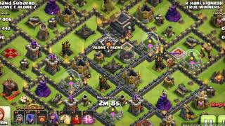 Crazy full witch attack 《th9》😲😲😲