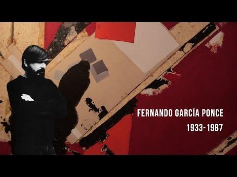 Video Fernando García Ponce: A 83 años de su nacimiento