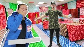 WORLDS BIGGEST CHRISTMAS SURPRISE!!