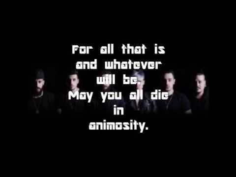 Abandon All Ships - Bro My God (LYRICS)