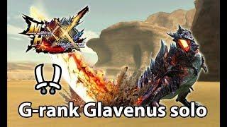 MHXX Switch ver. | G★3 Glavenus solo (Striker Dual Blades) - 4