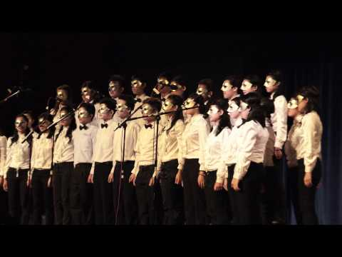 Feseni 2012 - 4th College Choir Team video