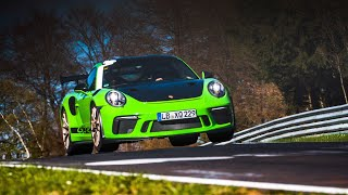 Porsche GT3 RS @ Nürburgring with Kévin Estre