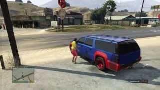 GTA 5 Like SPIDERMAN CHEAT CODE