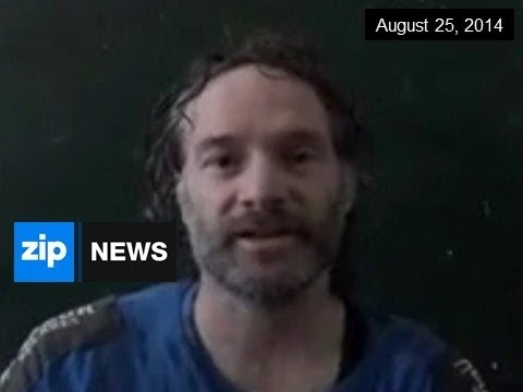 Kidnapped US Journalist Freed - August 25, 2014