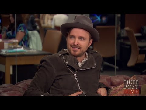 "Aaron Paul Interview: ""Breaking Bad"" Might Be Coming Back"