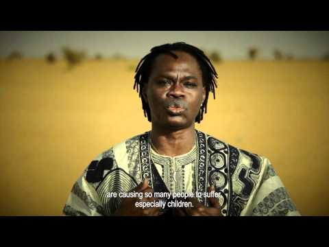 Baaba Maal speaks out on the Sahel