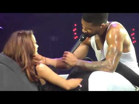 Usher   Trading Places   live Manchester 26 jan 2011   HD