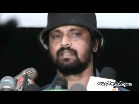 Cheran Speech At Pokkisham Movie Audio Launch