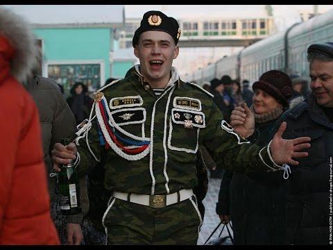 Военные, армейские песни - Конец Фильма
