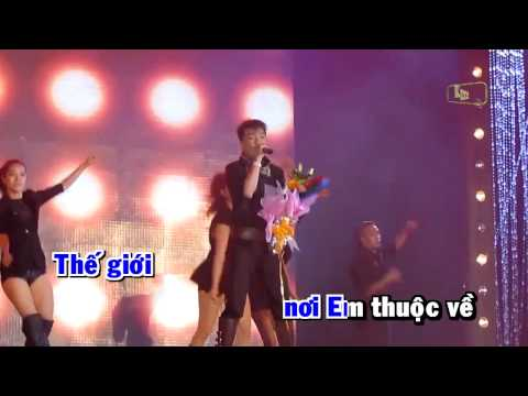 [ Karaoke ] Goc Khuat Remix - Dam Vinh Hung Karaoke Full Beat video