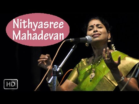 Carnatic Music - Annamacharya Krithis - Choodarevaru - Nithyasree Mahadevan Songs