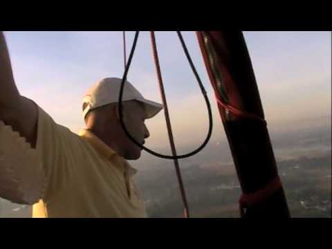A Hot Air Balloon Ride in Chiang Mai, Thailand -- The Launch Video
