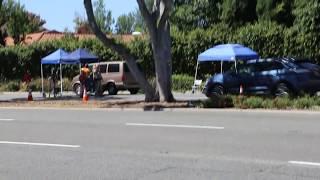 Weird CHP Checkpoint in Laguna Hills (S/B Paseo de Valencia)..Smog?