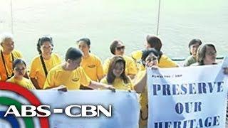 TV Patrol: Pagpapagiba sa Rizal Memorial Sports Coliseum, tinutulan