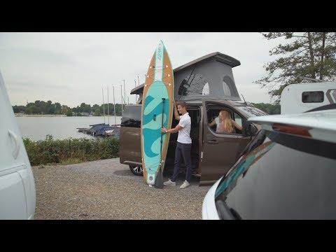 Mehr Lifestyle für Reisen: Neue Wohnmobile