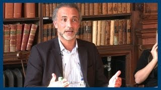 Ethics | Tariq Ramadan | Oxford Union