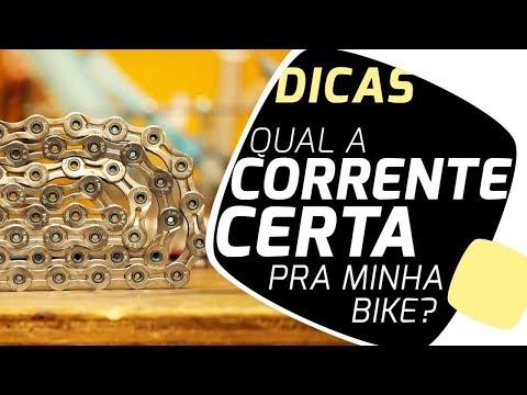 Qual a corrente certa para a sua bike? Pedaleria