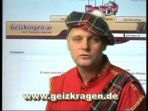Geizkragen.de Wunschpreis/Preisalarm